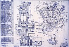 Image result for www.offenhauser engine drawings