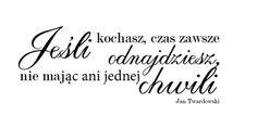 Cytat Jana Twardowskiego