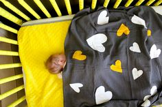 DIY swaddle blankets (like the aden and anais ones)