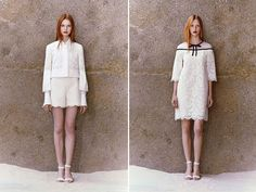 This Honor Resort Collection Highlights Chic Countryside Fashions #premium #fashion trendhunter.com