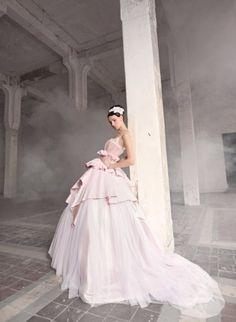 Harpers Bazaar Wedding Issue. Sally Koeswanto Collection.