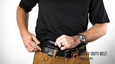"""This is FAQ - Clothing Recommendations"""" by Urban Carry Holsters on Vimeo, the home for high quality videos and the people who love them. Urban Carry, Paddle Holster, Diy Crossbow, Best Concealed Carry, Leather Holster, Handgun, Holsters, Survival, Guns"""