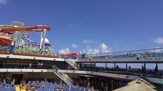 Video: What to do on a Sea Day on Carnival Breeze