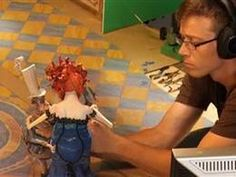 Go behind the scenes of stop-motion animated film 'The Boxtrolls' - YouTube