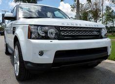 2013 Range Rover Sport #LandRoverPalmBeach #LandRover #RangeRover http://www.landroverpalmbeach.com/