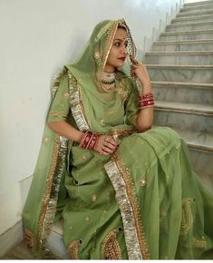 Royal Dresses, Indian Dresses, Ethnic Outfits, Ethnic Clothes, Rajasthani Dress, Lehenga, Saree, Rajputi Dress, Indian Princess