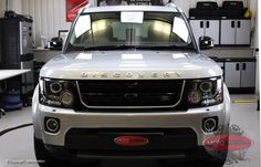 Land Rover Discovery – Gtechniq Treatment - Brand New - Motomotion Land Rover Discovery, Brand New