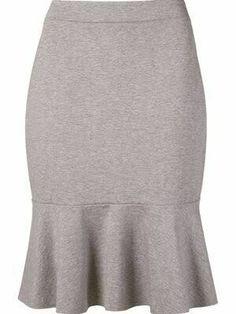 Resultado de imagem para faldas para señoras