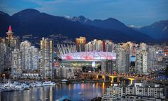 Vancouver. Already been here, but love it so much I'm dying to go back.