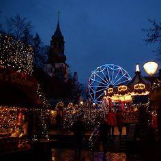 Bli med og oppdag Jyllands mange julemarkeder - Norske reiseblogger