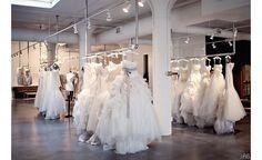 beautiful dresses of L'atelier Couture Bridal Boutique