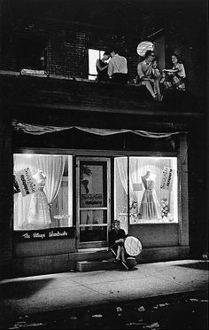 W Eugene Smith Exhibition: Pittsburgh. Vintage Photographs by W. Eugene Smith from Bridge, Buildings & River at Night; War Photography, Documentary Photography, Street Photography, Tina Modotti, Gordon Parks, Walker Evans, Tucson, Vintage Photographs, Vintage Photos