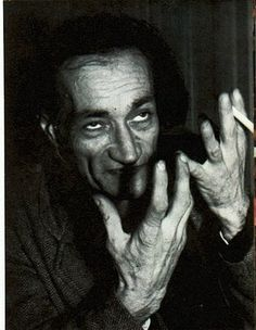 """""""My weakness and my absurdity is I must write at all costs and express myself. Man Ray, Anita Berber, Michel Leiris, Ben Shahn, Theatre Of The Absurd, Photo Portrait, Tarot Learning, Human Emotions, Interesting Faces"""