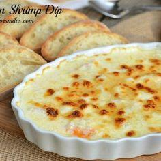 Parmesan Shrimp Dip