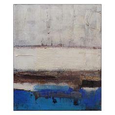 Abs BLUE - Galerie de Francony