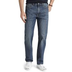 Men's IZOD Regular-Fit Jeans, Size: 31X32, Blue Other