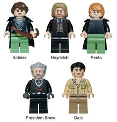The Hunger Games Lego