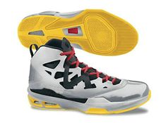 0b4c7381113 Jordan Melo M9 Metallic Silver Challenge Red Tour Yellow Black Red Tour