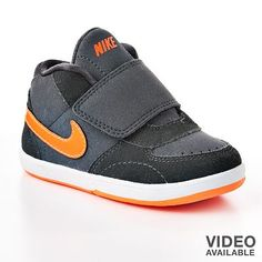 Nike 6.0 Maverick Mid-Top Shoes - Landon needs these and I kind find them anywhere in his size!