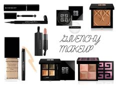 """""""GIVENCHY MAKEUP"""" by queenstone on Polyvore featuring beauté, Givenchy, simple, makeup, nude et maquillage"""