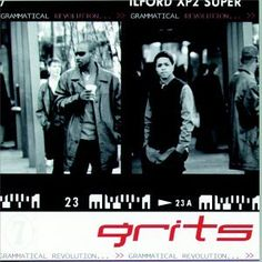 Grits - Grammatical Revolution CD - http://www.christianknightcomics.com/music-grits-grammatical-revolution-cd.htm