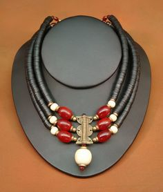 Gallery African Jewelry Necklaces by Sonja Zytkow