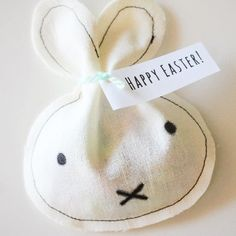 Make these fun little Miffy inspired treat bags for your little ones to share with friends! Easy to make and adorable!