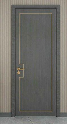 Main Entrance Door Design, Wooden Front Door Design, Door Gate Design, Wooden Front Doors, Interior Door Styles, Showroom Interior Design, Bedroom Door Design, Home Room Design, Flush Door Design