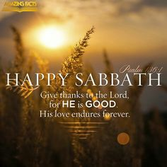 Happy Sabbath Images, Happy Sabbath Quotes, Sabbath Day Holy, Sabbath Rest, Psalm 136, Psalms, Bible Quotes, Bible Verses, Scriptures