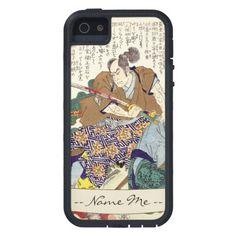 SOLD! -  Classic Vintage Japanese Samurai Warrior General iPhone 5/5S Case
