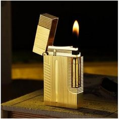 Bật lửa S.T.Dupont Gold phiên bản đặc biệt 007 của James Bond - Mã SP: BLD 013