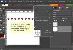 basic Photoshop Elements help & tutorials