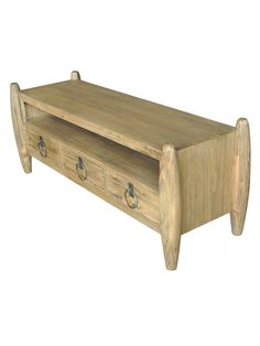 Sand Media Cabinet from Casablanca-Inspired Home Furnishings on Gilt
