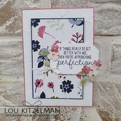 Friendship Cards, Stamping Up Cards, Some Cards, Scrapbooking, Card Sketches, Free Paper, Creative Cards, Flower Cards, Cardmaking