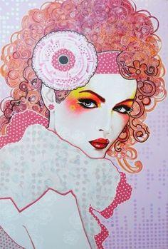 Inspiring Fashion Artworks by Amylee
