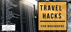 Want to learn how you can travel more, for less? Read on to discover the easiest travel hacks you can start using today. Read the full story at stayathomestraggler.com