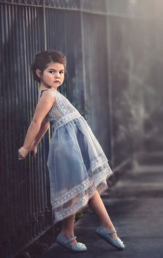 trish scully child look what I found on Gray Delphine Dress - Infant, Toddler & Girls Fashion Kids, Little Girl Fashion, Toddler Fashion, Fashion Games, Fashion Wear, Fashion Clothes, Fashion Dresses, Fashion Tights, Fashion Jewelry