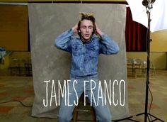 James Franco, Freaks and Geeks  http://filmonic.com/7-movies-help-james-franco-never-get-tricked-social-media-ever