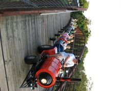 barrel train plans | Town of Warrenton Barrel Train