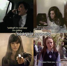 Scorpio Zodiac Facts, Scorpio Traits, Scorpio Love, Zodiac Quotes, Zodiac Star Signs, My Zodiac Sign, Teen Movies, Zodiac Society, Because I Love You