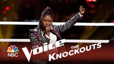 """The Voice 2014 Knockouts - Anita Antoinette: """"Rude"""""""
