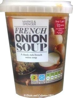 Marks & Spencer Broccoli & Stilton Soup | Soups | Pinterest ...