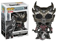 Pop! Games: Skyrim - Daedric Warrior