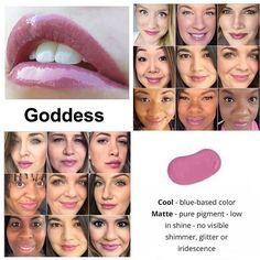 Distributor FB: Polished and Put Together. Crazy Lipstick, Liquid Lipstick, Lipstick Colors, Lip Colors, Lipsense Goddess, Cool Skin Tone, Summer Skin, Summer Makeup, Colorful Makeup
