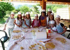 Kinderclub in het hoogseizoen - Camping les Tuillères