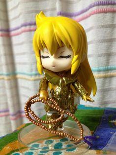 Nendoroid Shaka de Virgem - Saint Seiya