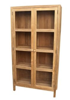 Glass Shelves For Walls Bookcase With Glass Doors, Glass Cabinet Doors, Desk Shelves, Glass Shelves, China Buffet, Decorating Bookshelves, Buffet Cabinet, Kid Desk, Home Libraries