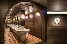 NC Design and Architecture Washroom Design, Good Job, Times Square, Bathtub, Restaurant, Interior Design, Architecture, Commercial, Projects