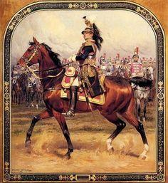 Le Général D'Hautpoul a Cheval (version 2)
