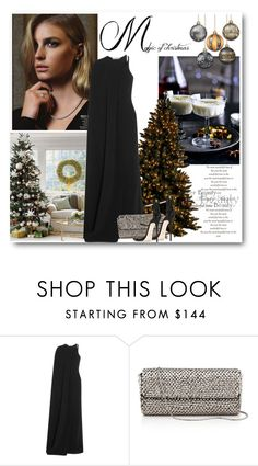 """""""..."""" by bliznec ❤ liked on Polyvore featuring STELLA McCARTNEY, Reiss, Giuseppe Zanotti and Christmas"""